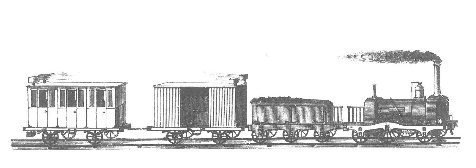 Braunschweigische Eisenbahn 1853