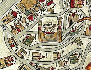 Aus der Epstorfer Karte